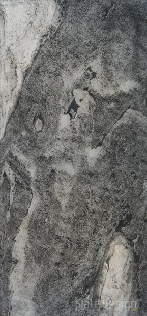 Black furnir de piatră translucid