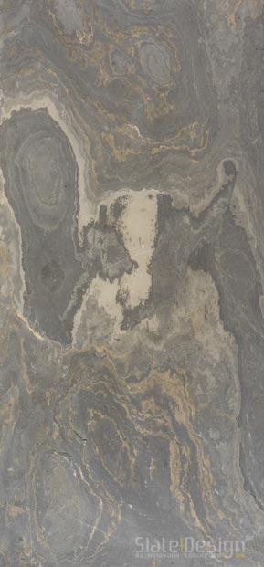 California Gold furnir de piatră translucid