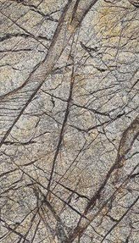Rainforest Brown furnir de piatră