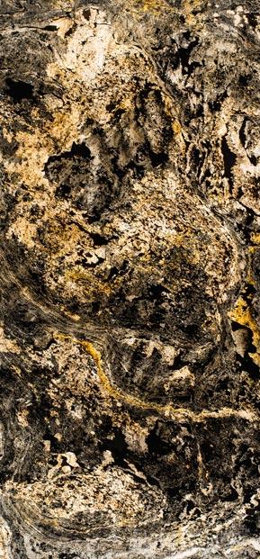 Rustic furnir de piatră translucid