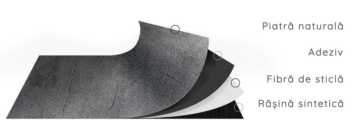 LiteStone – furnir de piatră ultrasubțire